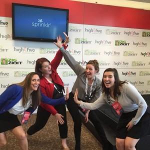 Conference Sponsor Sprinklr