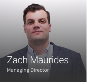 Founder, Zach Maurides