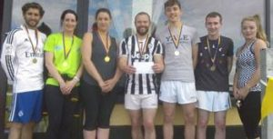 Teleflex Athlone held their own version of the Olympic Games to raise funds. Team UK who took home the gold.