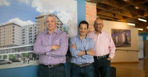 Prescient Executives Photo courtesy of TBJ