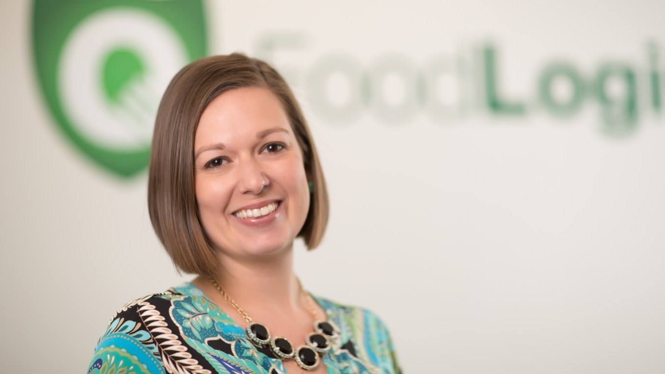 FoodlogiQ's CMO-Katy Jones